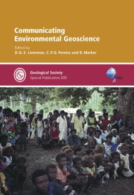Book Cover : Communicating environmental geoscience
