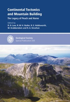 Book Cover : Continental Tectonics and Mountain Building