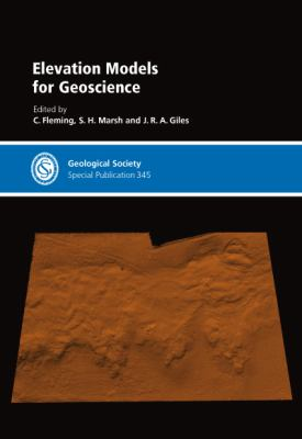 Book Cover: Elevation Models for Geoscience