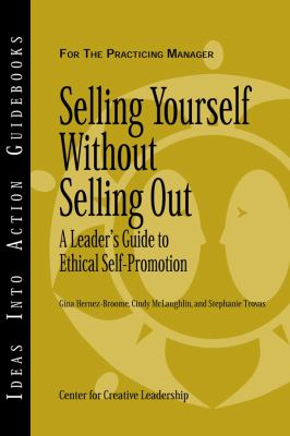 Book cover Selling yourself without selling out