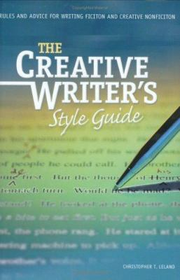 cover art for The Creative Writer's Guide