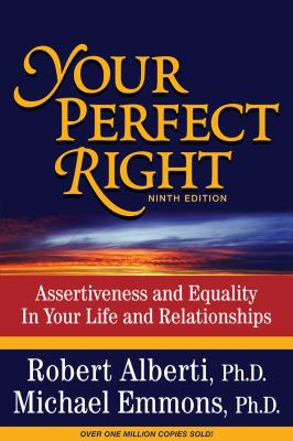 Book cover for Your perfect right.