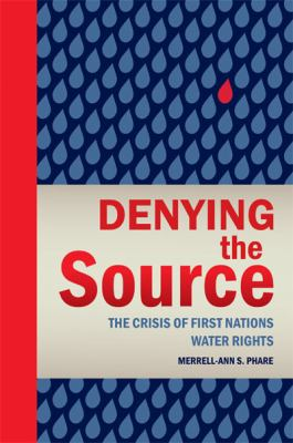 Cover Art for Denying the Source by Merrell-Ann S. Phare
