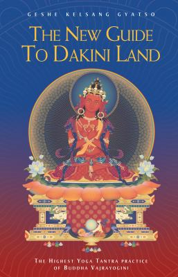Kelsang Gyatso New Guide Dakini cover art