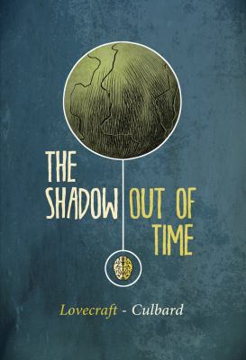This is an image of the book cover of The Shadow Out of Time.