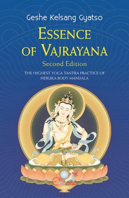 Gelsang Essence of Vajrayana cover art