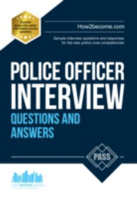 Police Officer Interview questions and answers