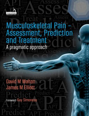 Musculoskeletal Pain - Assessment, Prediction and Treatment cover and link