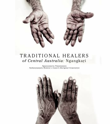 Book cover: Traditional healers of the Central Desert