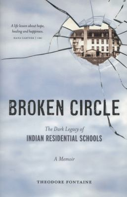 Cover Art for Broken Circle by Theodore Fontaine