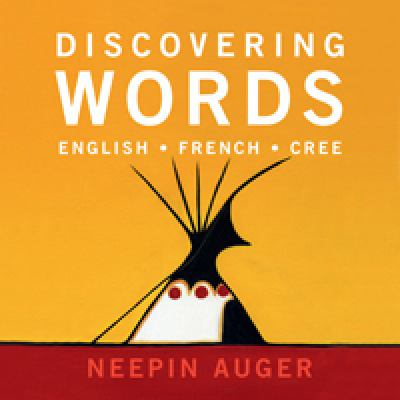 Discovering Words by Neepin Auger Cover Art