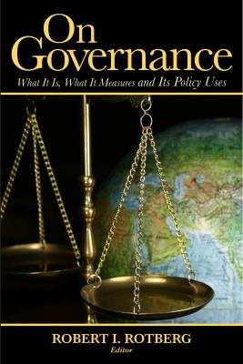 On Governance: What it is, What it Measures and its Policy Uses