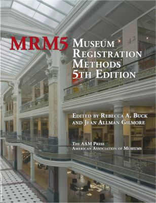 Museum Registration Methods, 2010