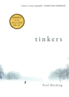 Cover of book, Tinkers.