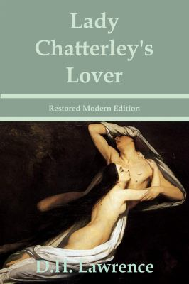Lady Chatterley's lover cover art