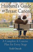 Husband's Guide to Breast Cancer book cover