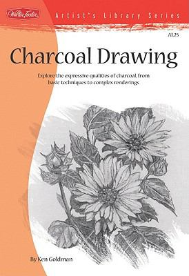 Charcoal Drawing Cover