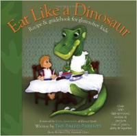"""Eat Like a Dinosaur"" book cover"
