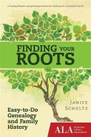 Book cover for Finding Your Roots