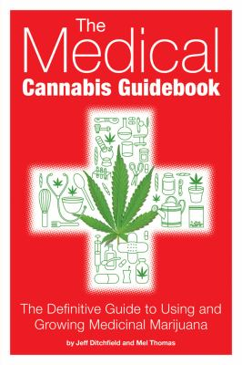 Medical Cannabis Guide book cover