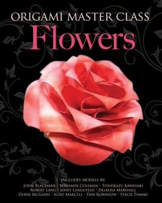 Book Cover for Origami Master Class Flowers