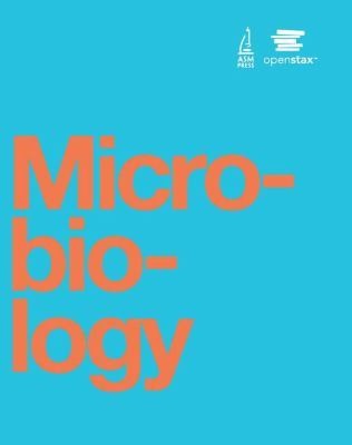 microbiology book cover