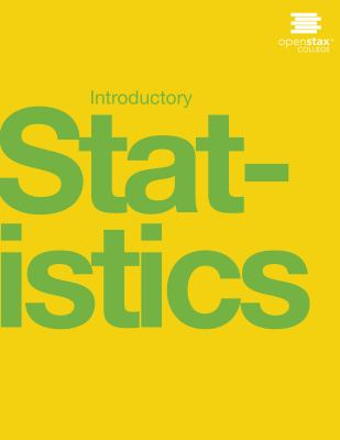 book cover: Introductory Statistics