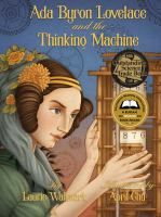 Ada Byron Lovelace and the Thinking Machine book cover
