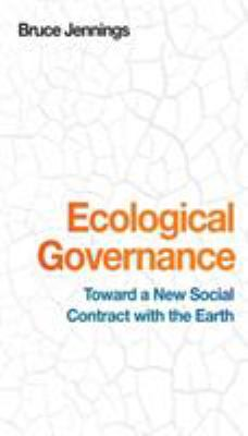 Book Cover Ecological Governance