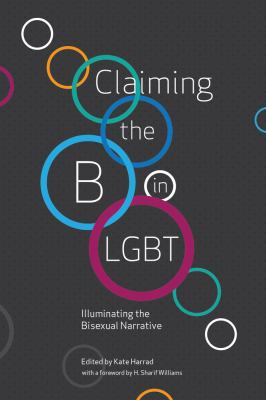 Claiming the B in LGBT Cover Art