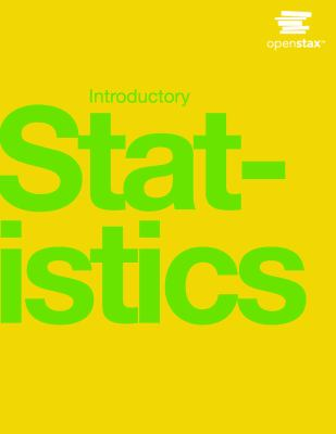 Cover Image: Introductory Statistics