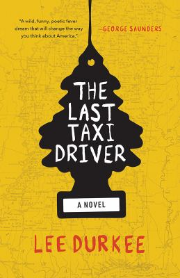 The Last Taxi Driver book cover