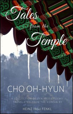 Cho Tales from Temple cover art