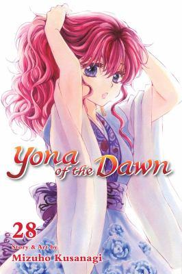 Yona of the dawn. Volume 28