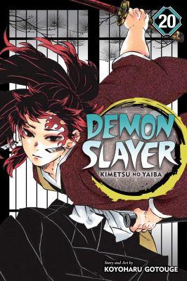 Demon slayer = Kimetsu no yaiba. Volume 20, The path of opening a steadfast heart