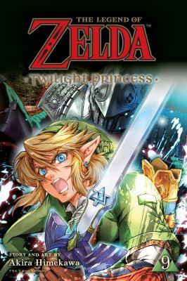 The legend of Zelda. Twilight princess. 9