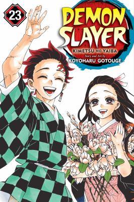 Demon slayer = Kimetsu no yaiba. Volume 23, Life shining across the years