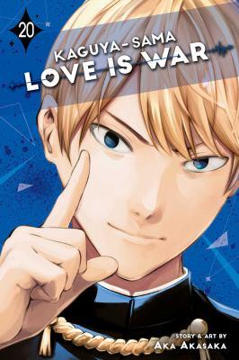 Kaguya-sama. Love is war. Volume 20
