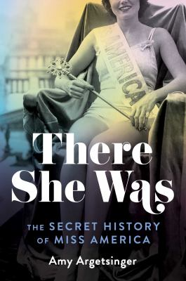 There she was : by Argetsinger, Amy