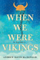 When We Were Vikings book cover
