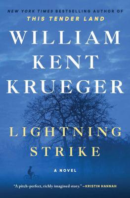 Lightning strike : by Krueger, William Kent,