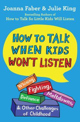 How to talk when kids won