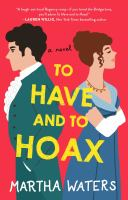 To have and to Hoax book cover