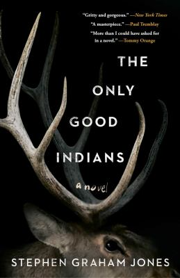 The Only Good Indians book cover