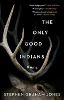 Book cover of The Only Good Indians