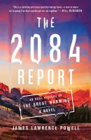 The 2084 Report book cover