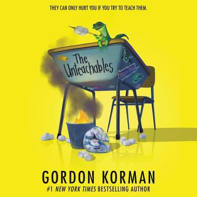 The unteachables / by Korman, Gordon,