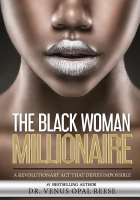 Cover Art The Black Woman Millionaire