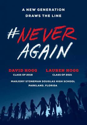 cover of book #NeverAgain: A new generation draws the line
