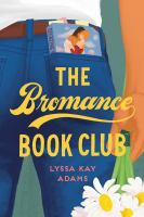 Bromance club book cover